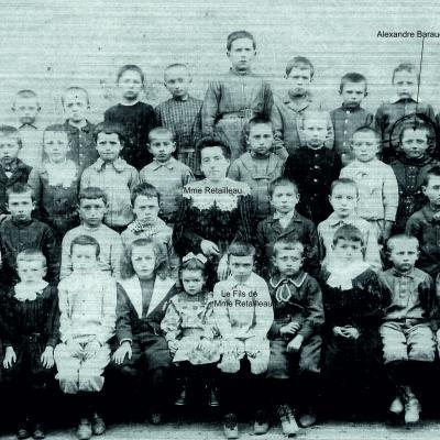 1906-1907 ecole communale
