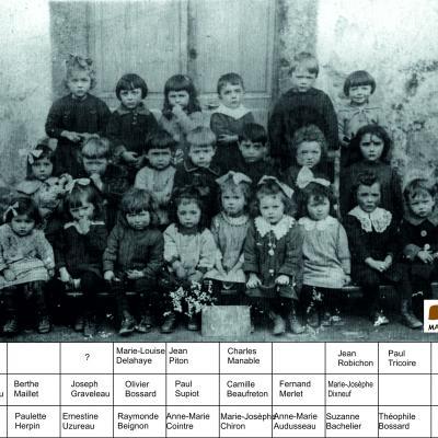 1923 maternelle