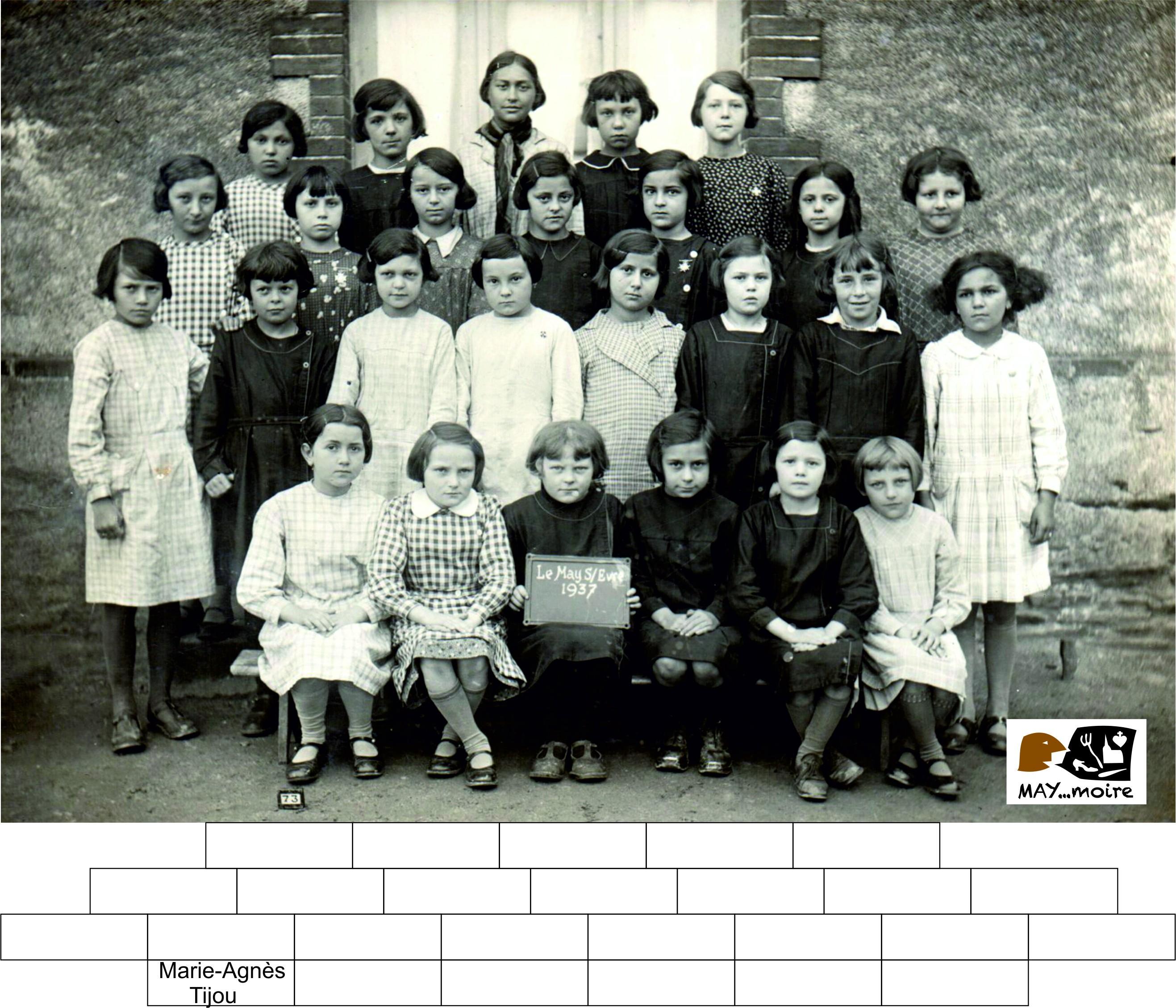1937 St Antoine filles