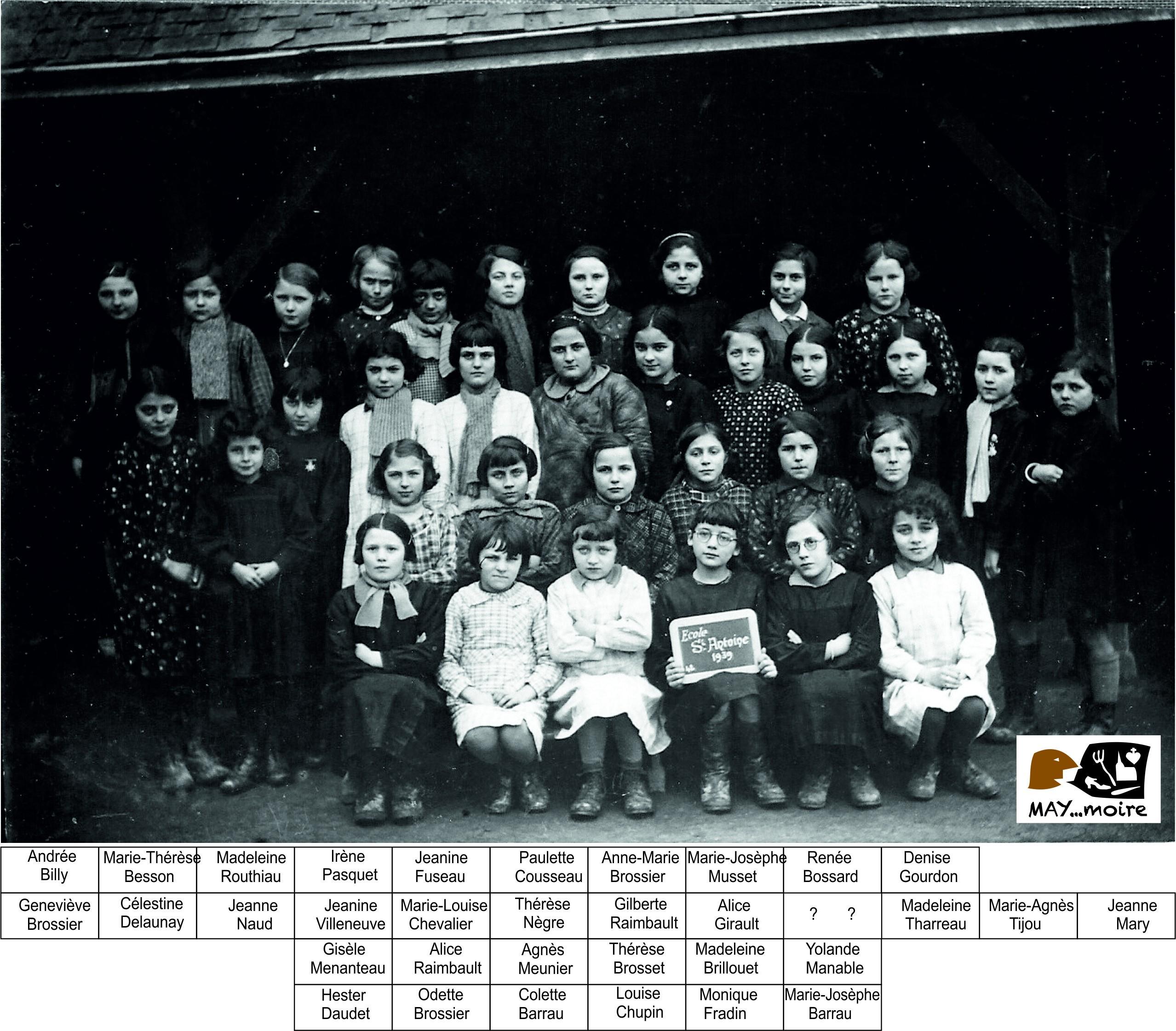 1939 st antoine filles