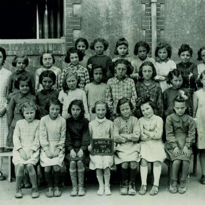 1945 C Mme Merlet
