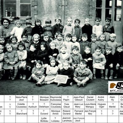 1953 maternelle