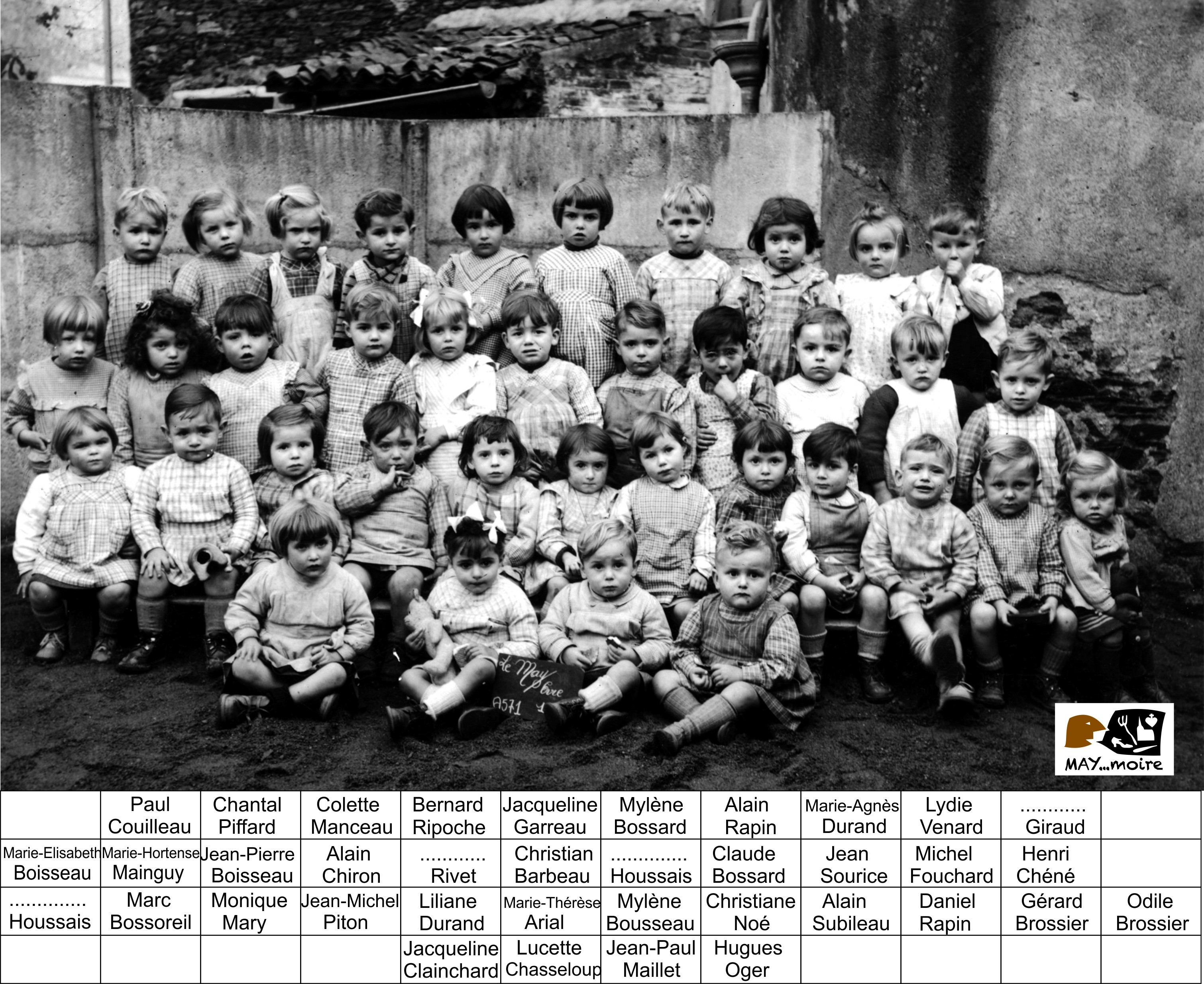 1954 maternelle