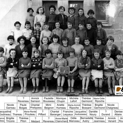 1956 B filles