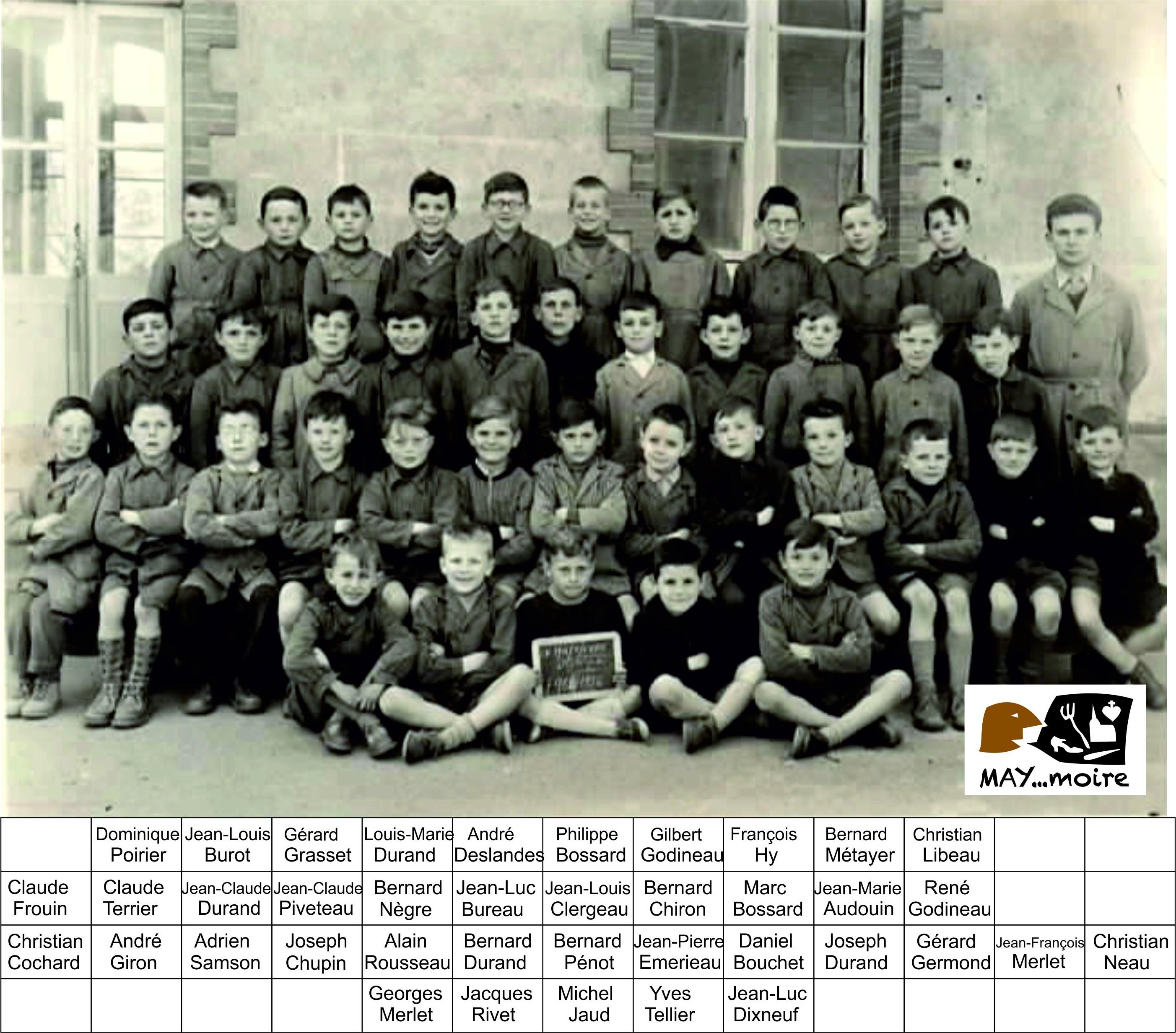 1956 garcons