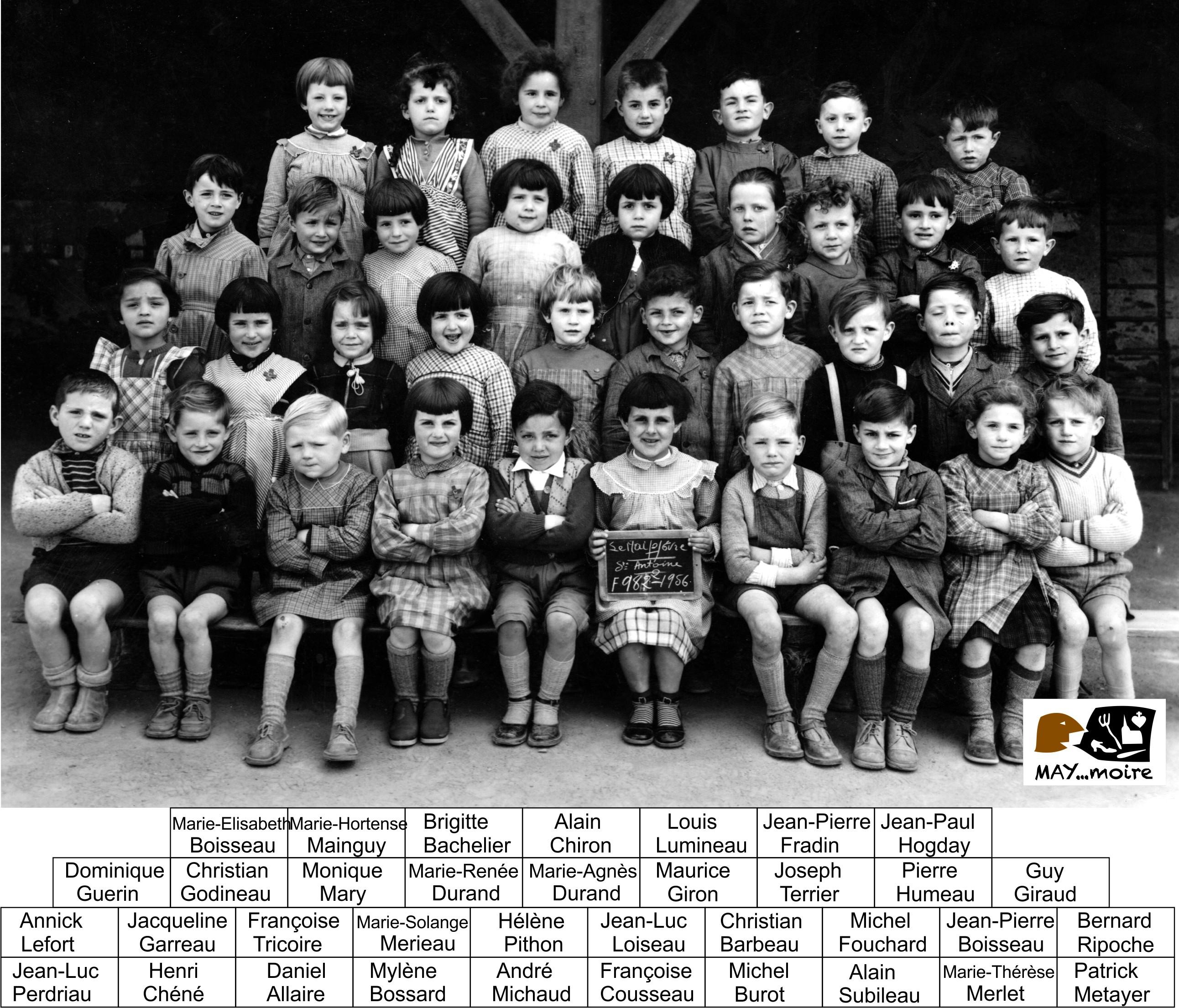 1956 ST Antoine b