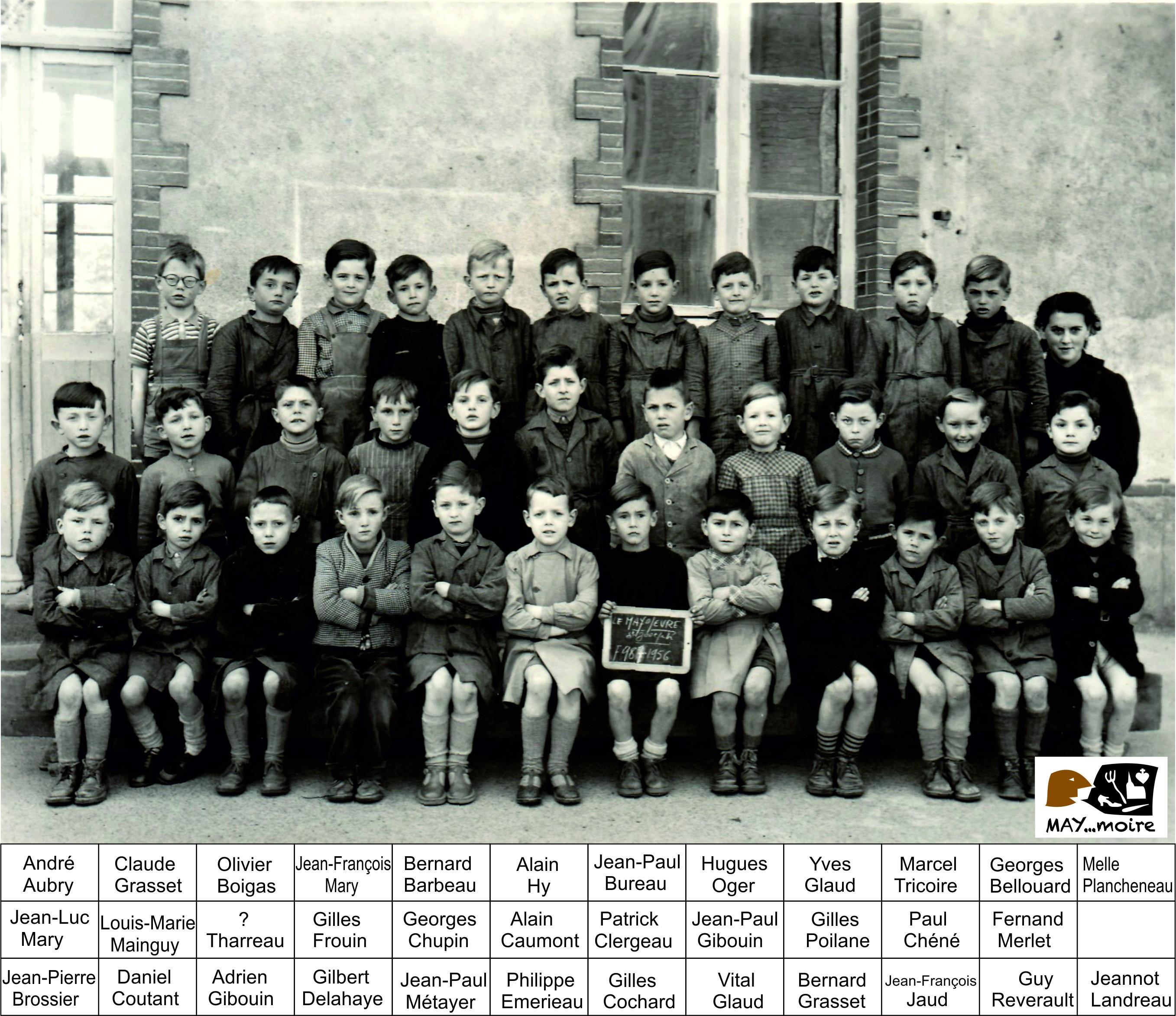 1956 St Joseph