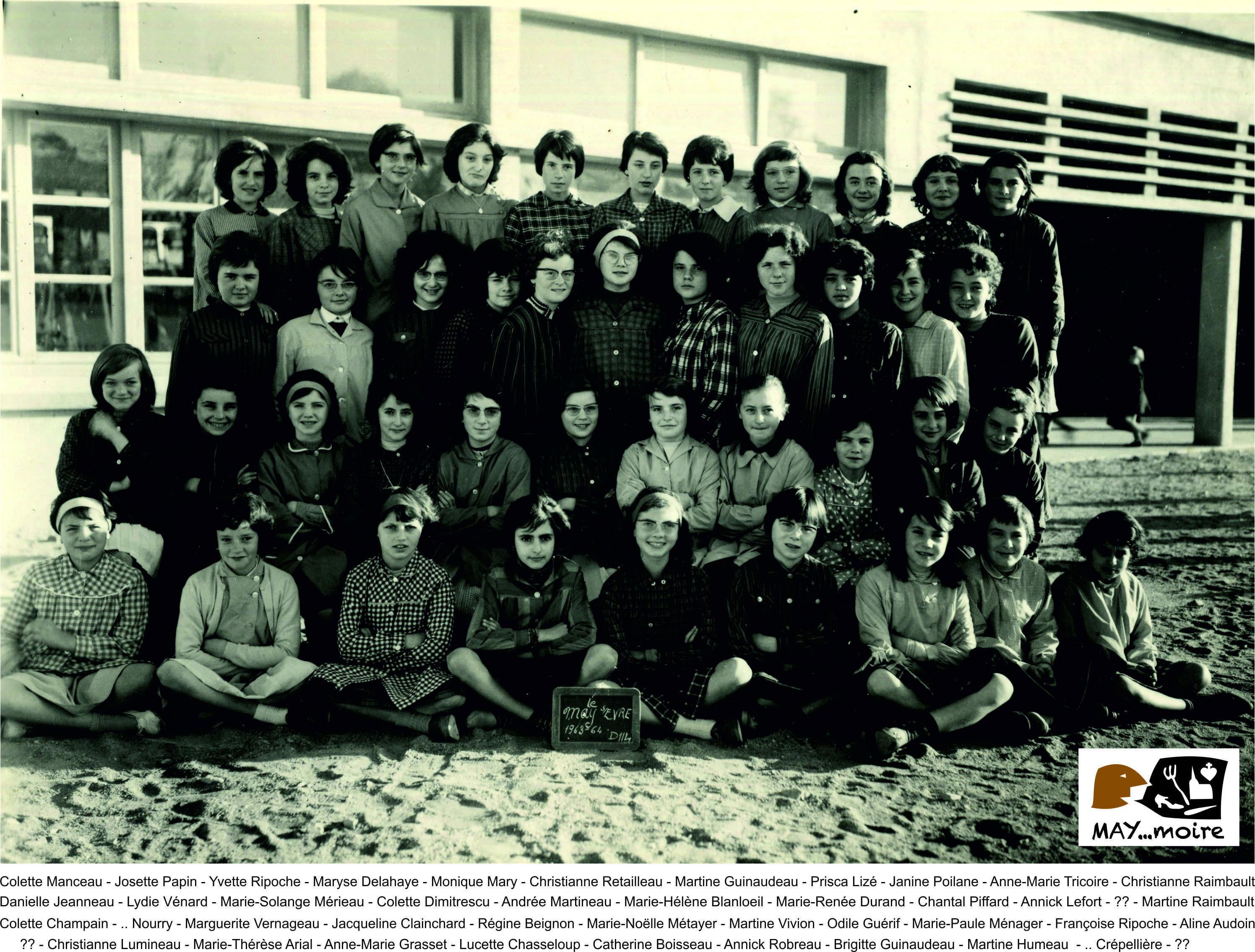 1963 filles