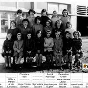 1963 filles St Joseph