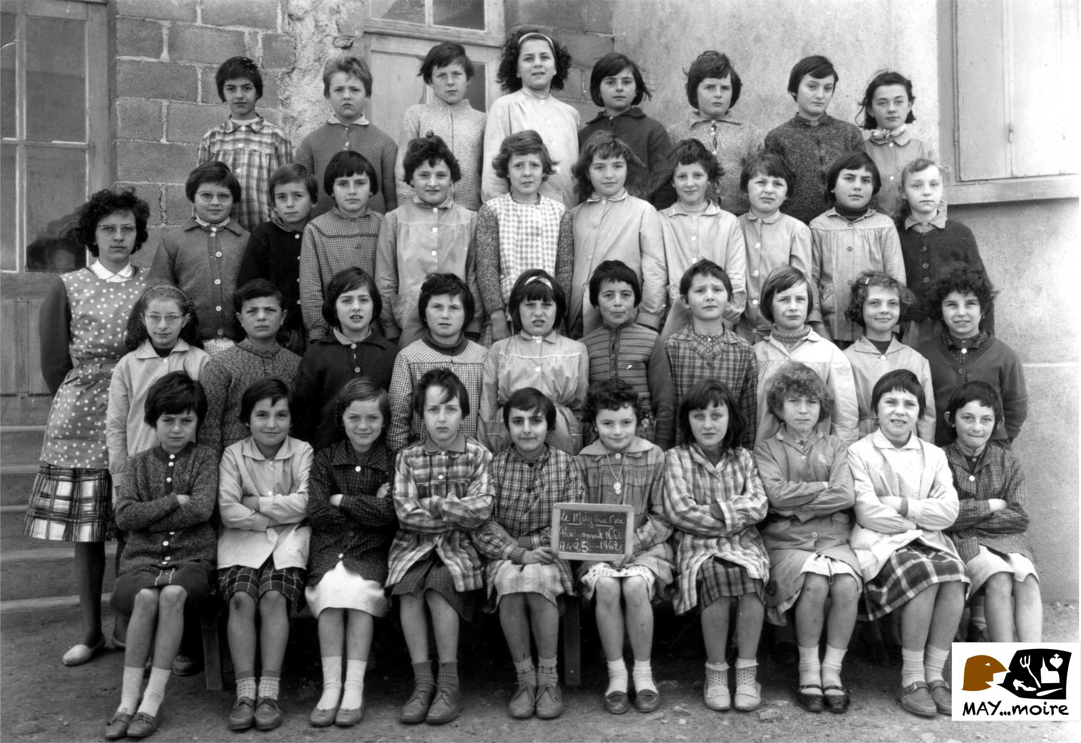 1966 filles ND
