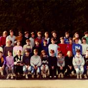 1985 2 classes de 3ème St Jo