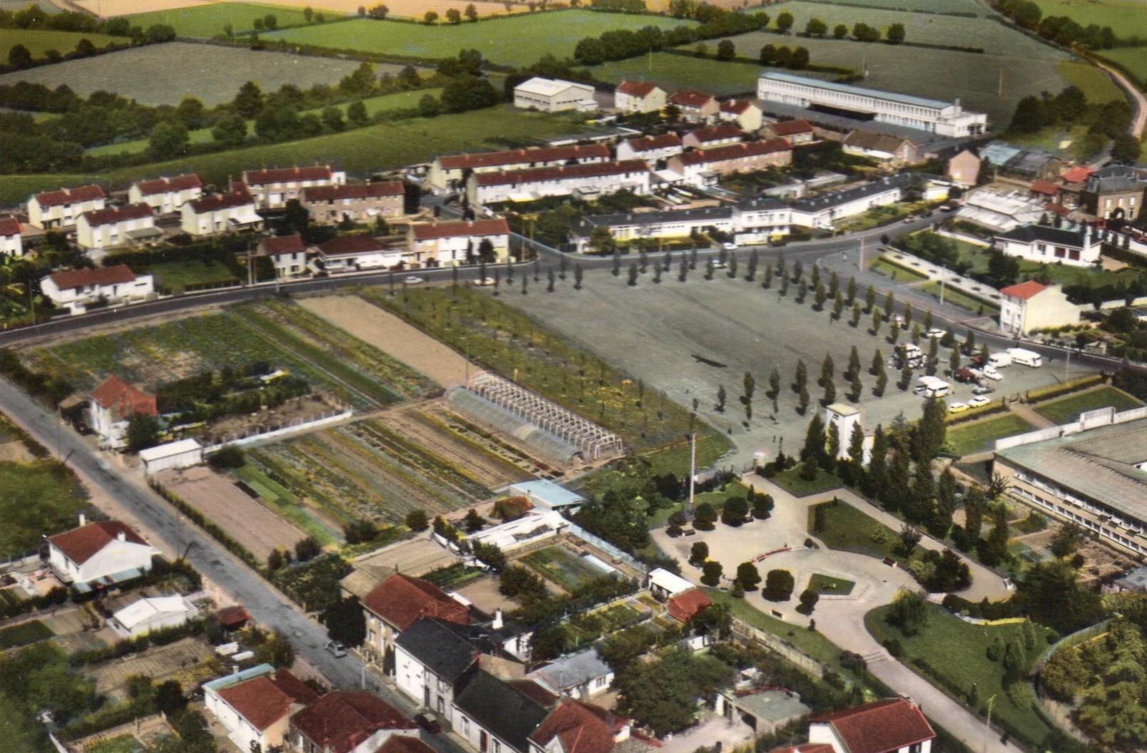 Place du Parc 1968
