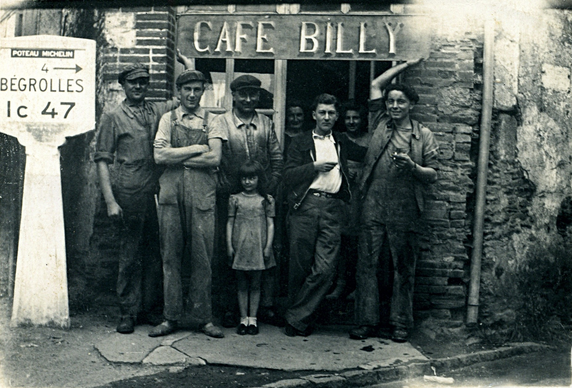 Cafe billy