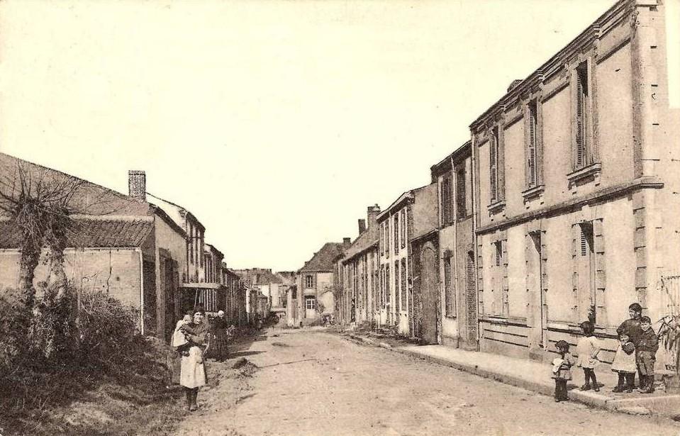 Rue Georges Clemenceau 5