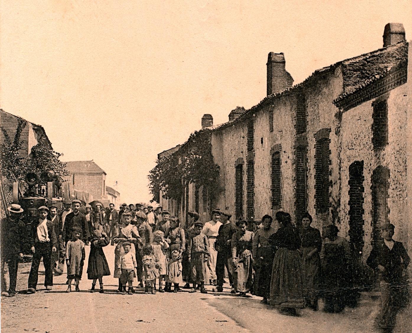 Rue Michel Boisteau