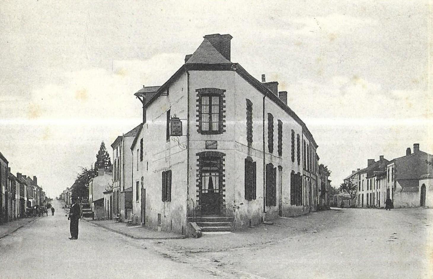 Angle St Louis - Honoré Neveu 2