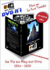Affiche vente dvd 1