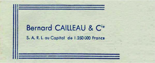 Cailleau