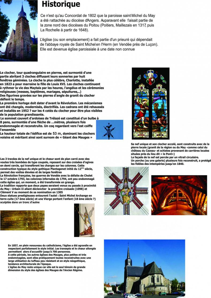 Eglise 2 pages