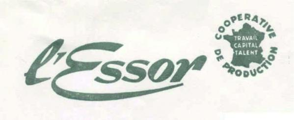 Essor 1