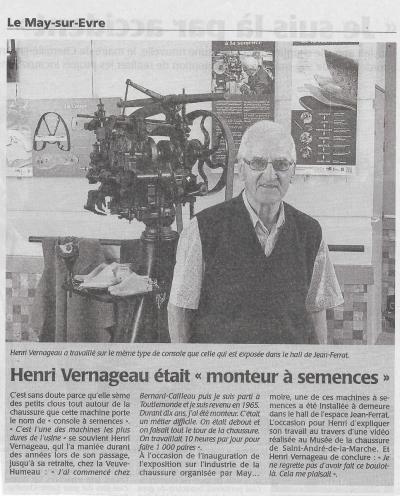 Henri vernageau