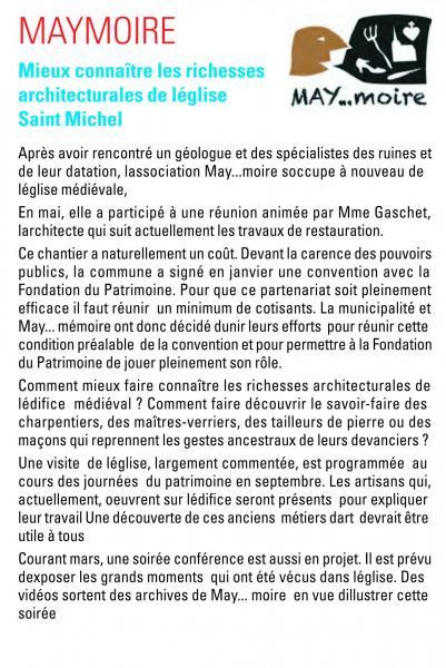 May info juin 2014
