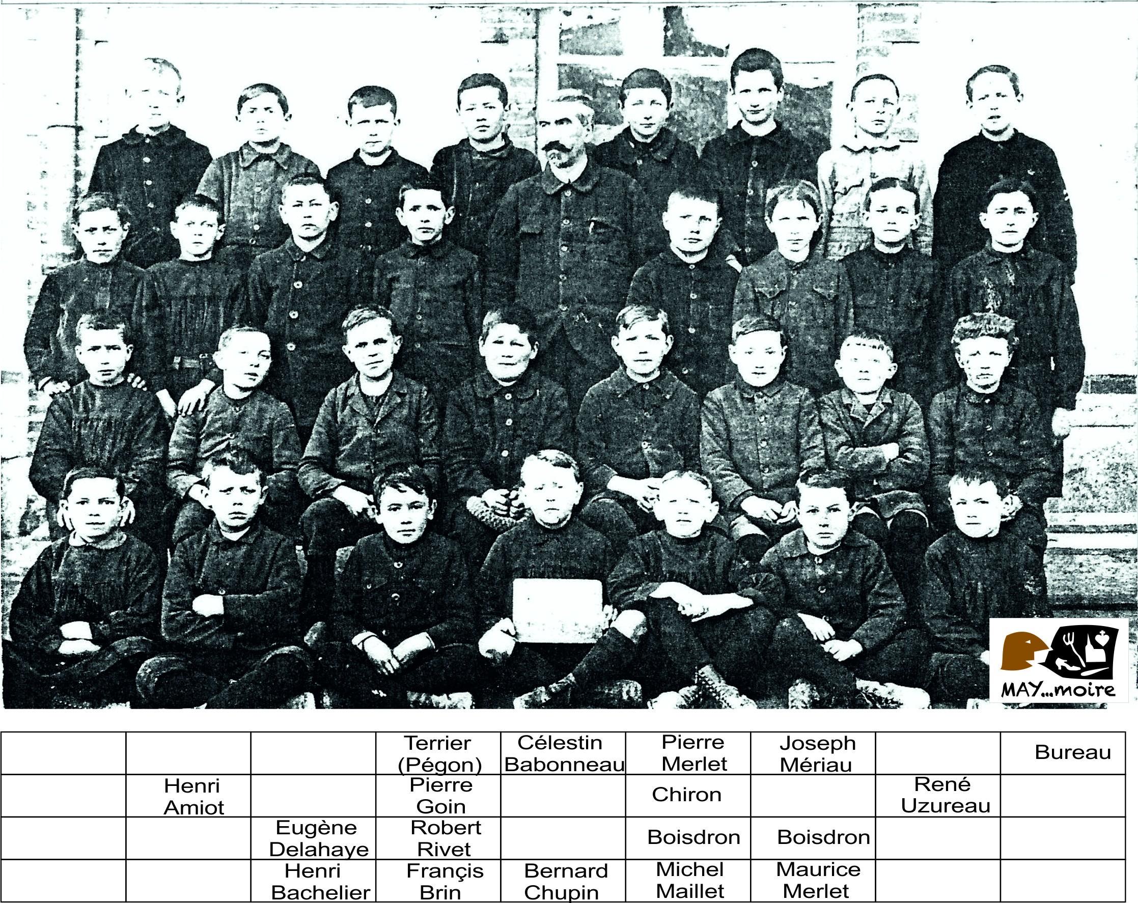1920 Mr Babonneau