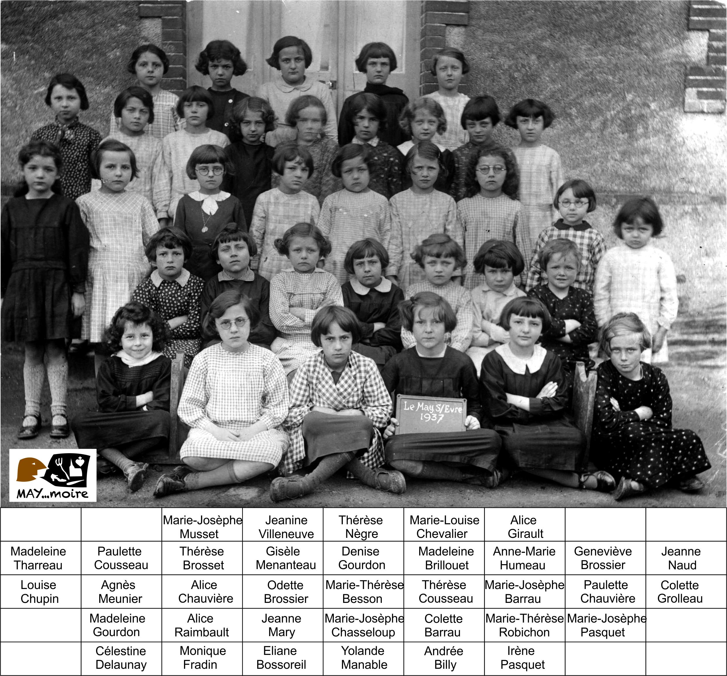 1937 filles