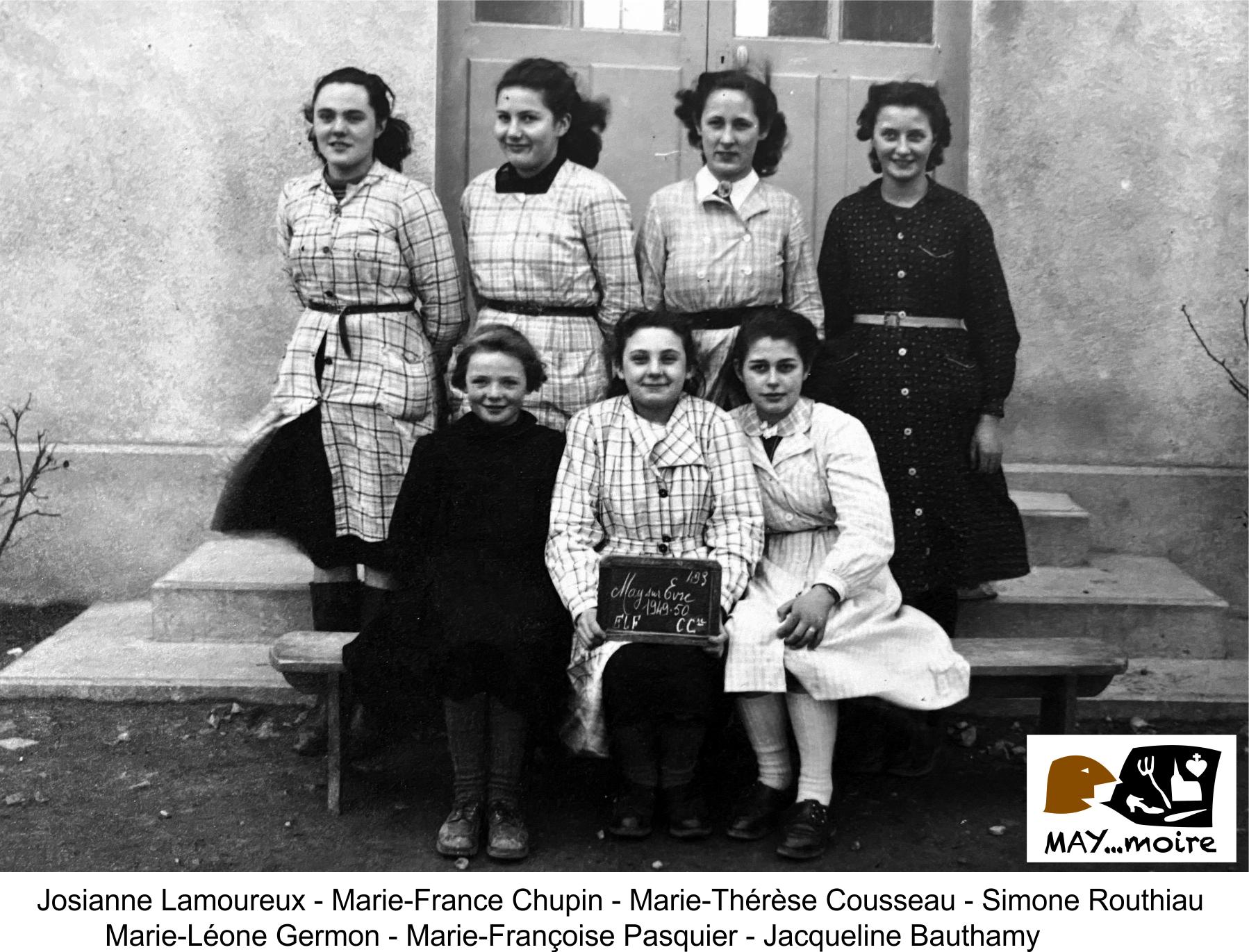 1949-50 ND classe complémentaire