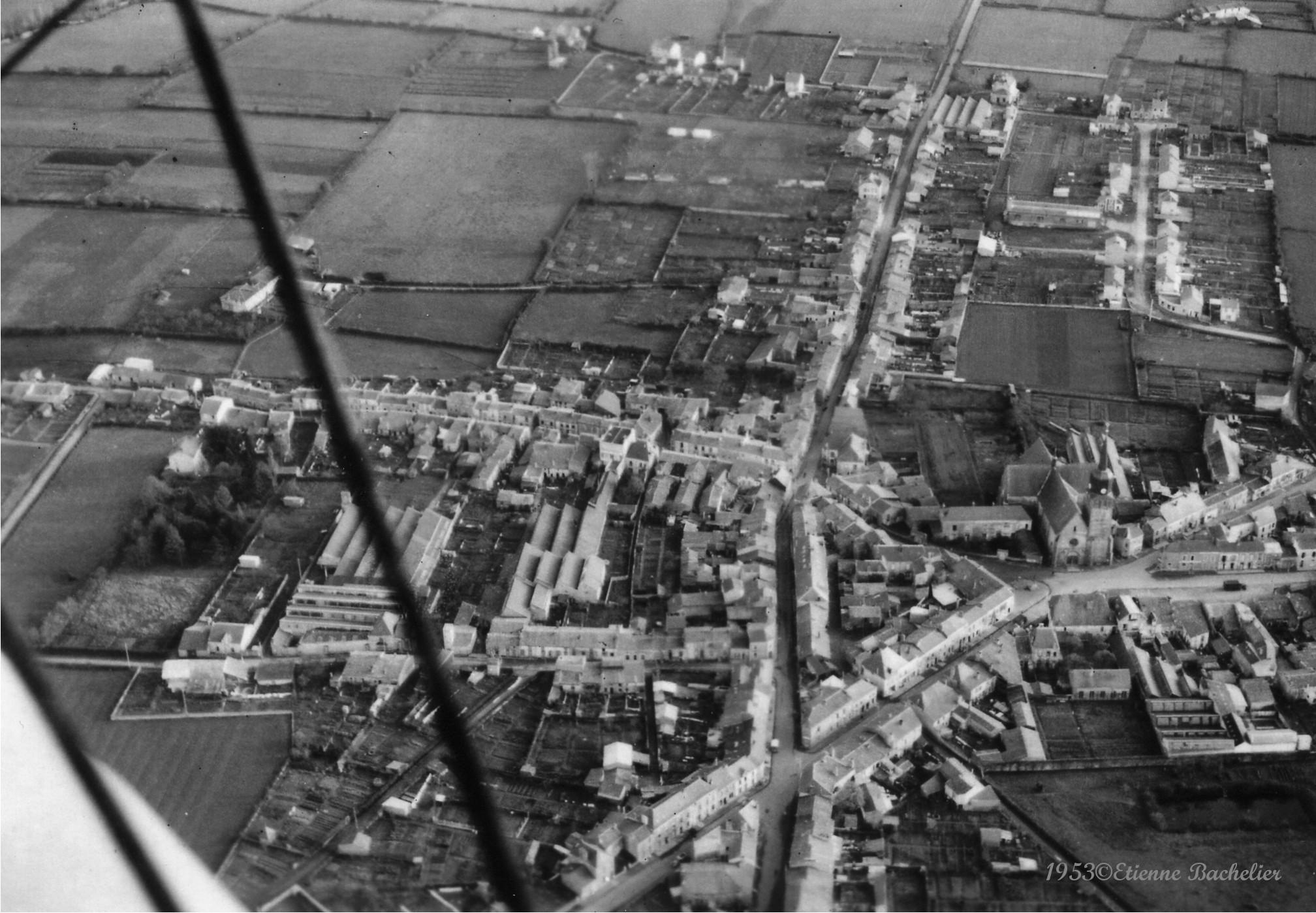 1953 vue du may