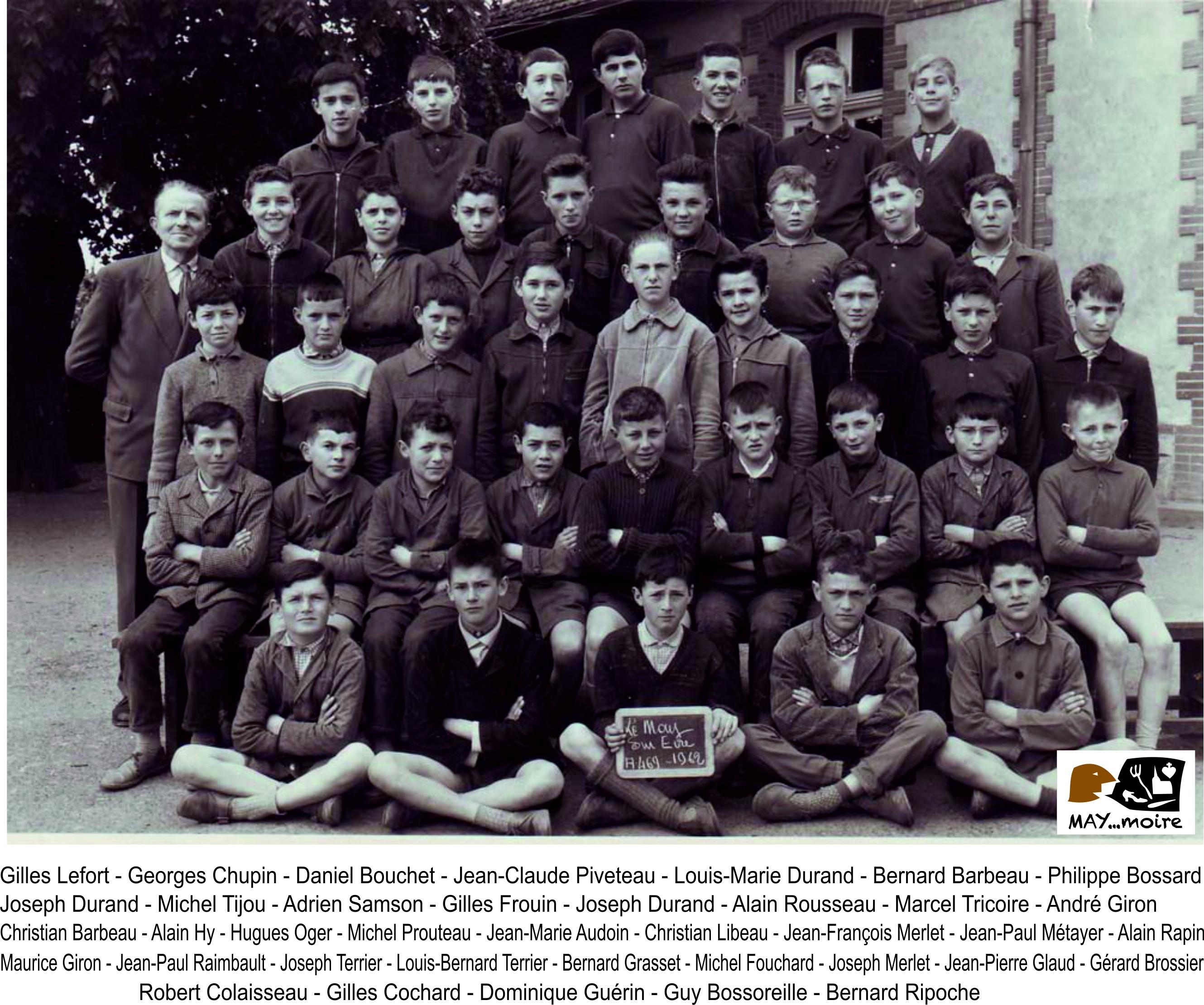 1962 Mr Martineau