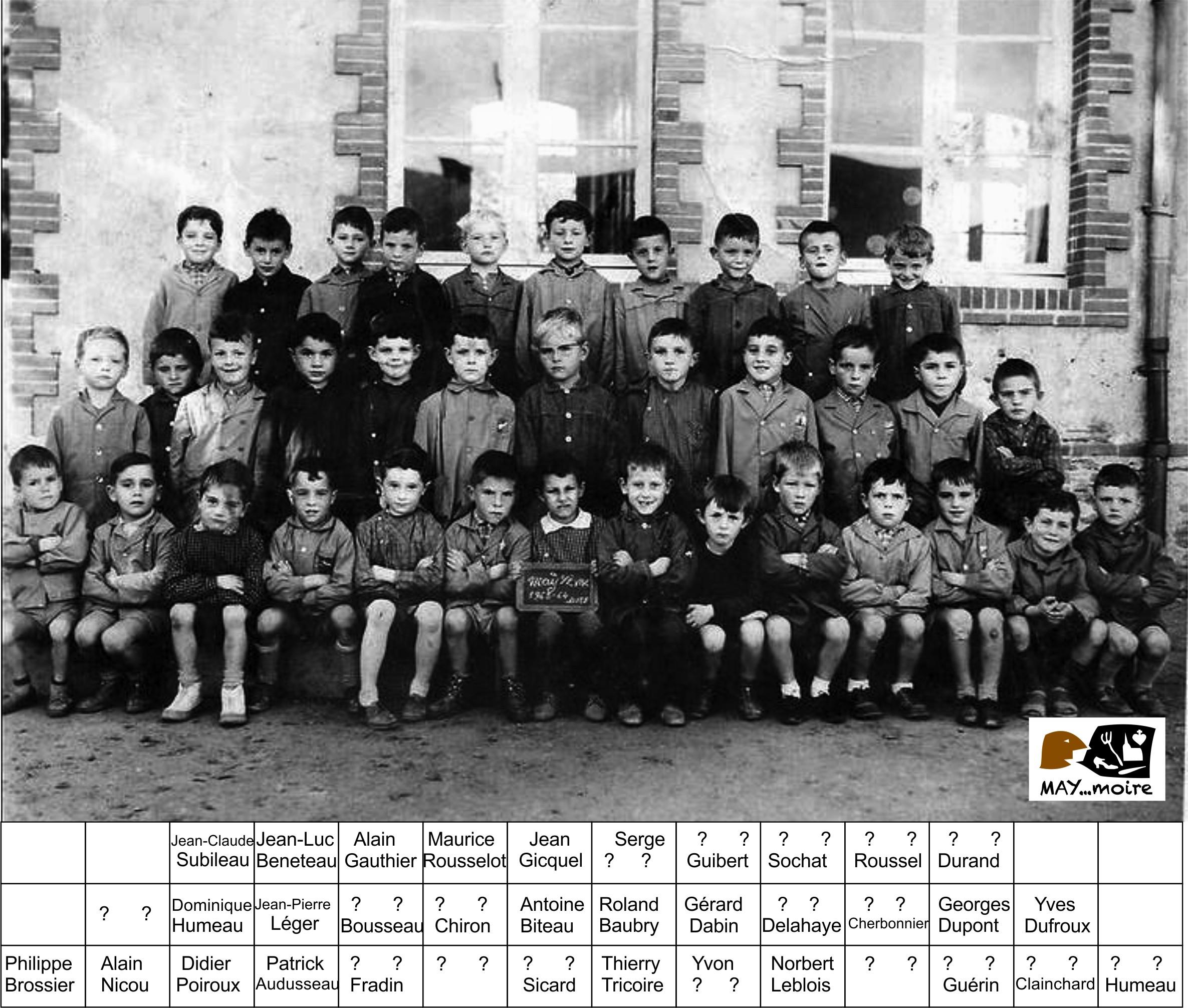 1963 b st jo