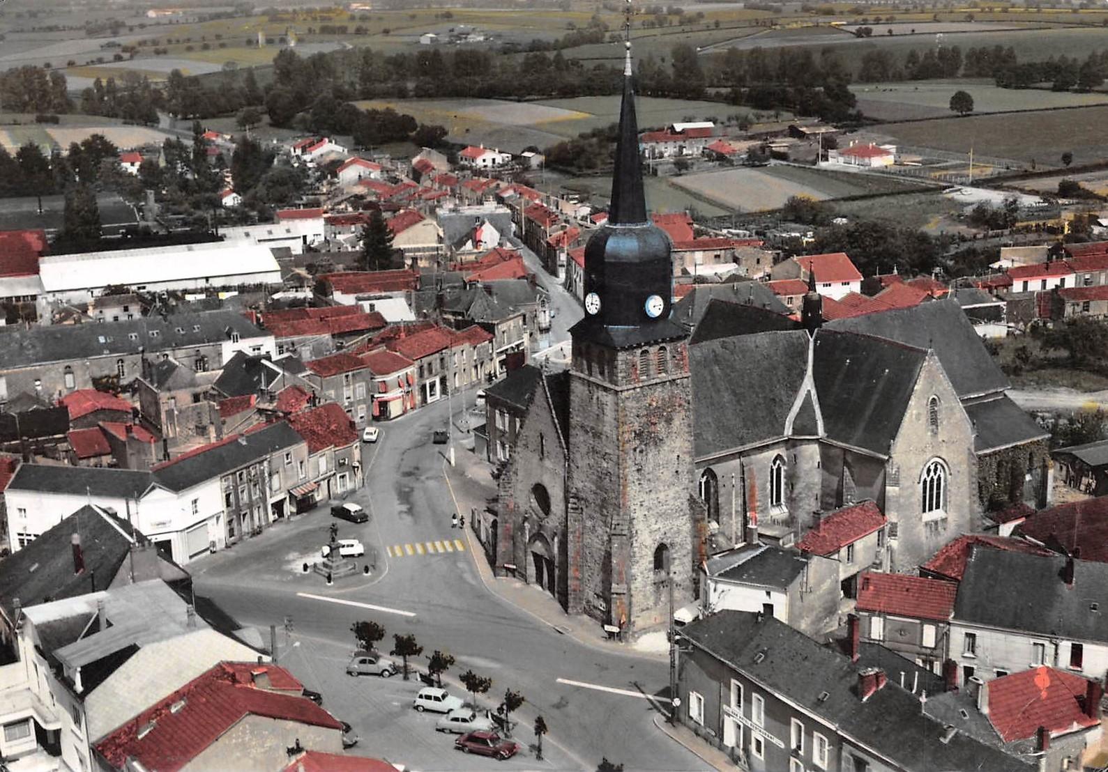 L'église 1968