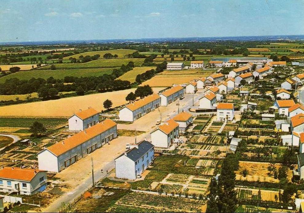 Rue du Bocage 1968