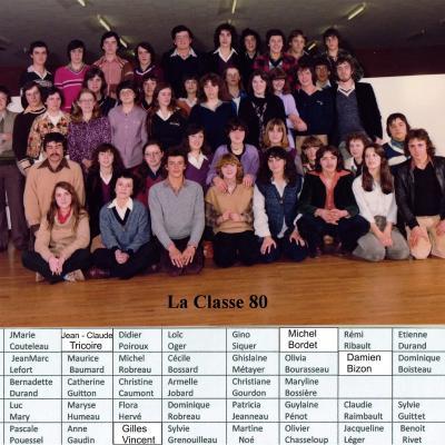 Classe 80