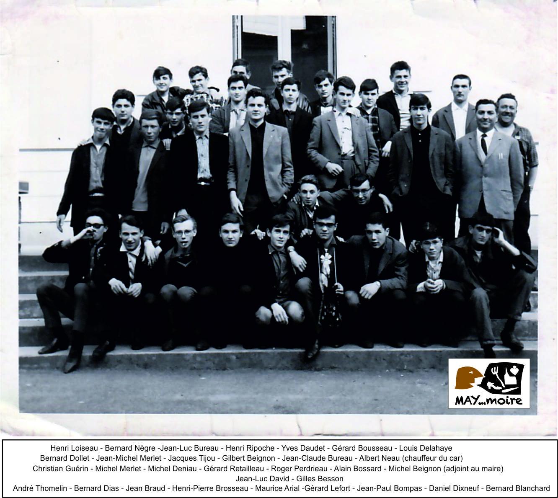 1964 Conseil de revision  classe 66