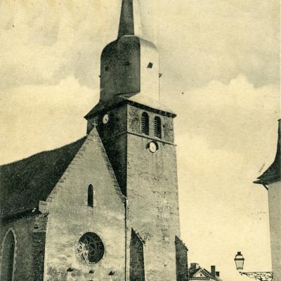 Eglise mars 1910