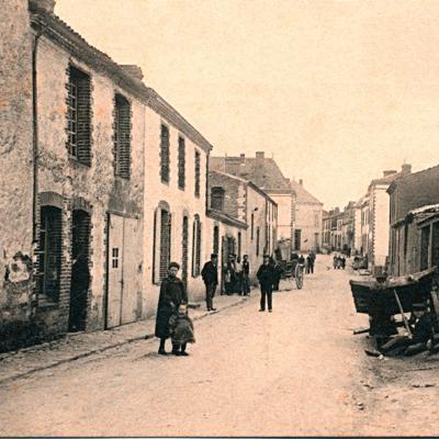 Rue Clemenceau